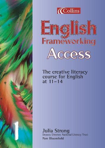 9780007150793: English Frameworking - Access Teacher Resources 1: Access Teacher Resources No.1