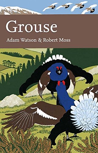 9780007150977: The Grouse Species of Britain and Ireland (Collins New Naturalist)