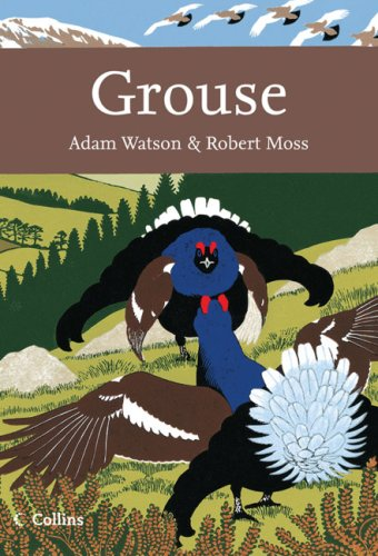 9780007150984: Collins New Naturalist Library (107) – Grouse