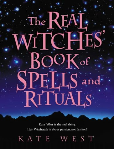 9780007151110: The Real Witches' Book of Spells and Rituals