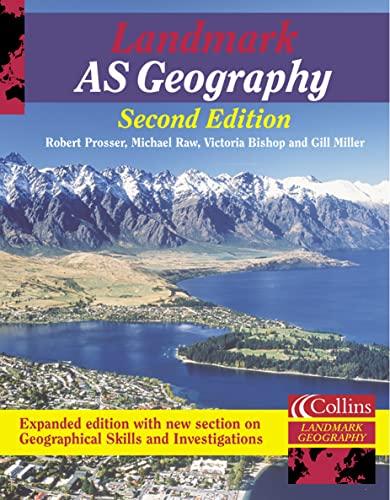 9780007151165: Landmark Geography - Landmark AS Geography