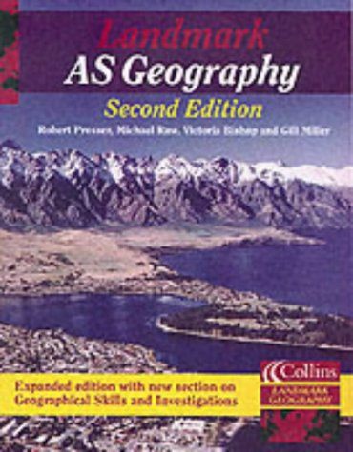 9780007151165: Landmark AS Geography (Landmark Geography)