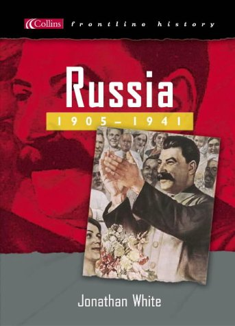9780007151189: Collins Frontline History - Russia 1905-1941