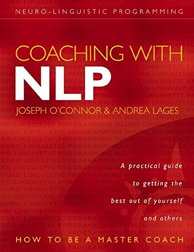 cheap sale stable quality famous brand 9780007151226: Coaching with Nlp: How To Be A Master Coach ...