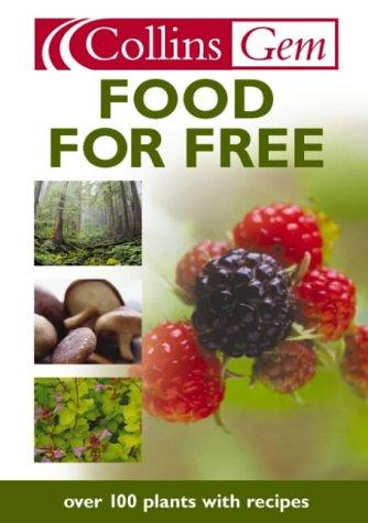 Collins Gem - Food for Free: Mabey, Richard