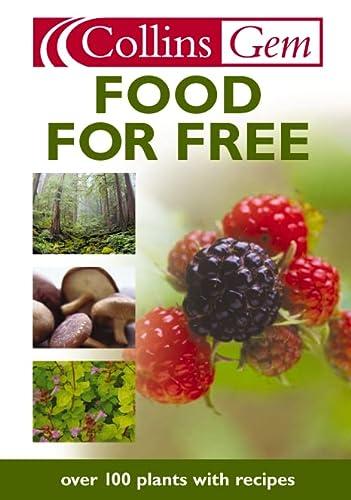 9780007151721: Food for Free (Collins GEM)