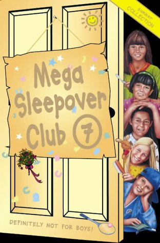 9780007152582: Mega Sleepover: Summer Collection No. 7: Sleepover Club Omnibus (The Sleepover Club)