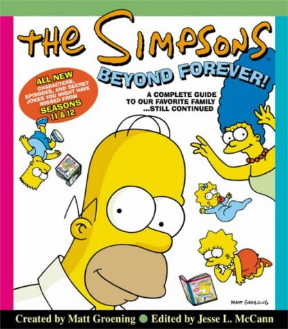 9780007152636: Simpsons Beyond Forever! The UK edition