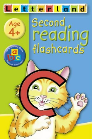 9780007152704: Second Reading Flashcards (Letterland)
