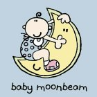 9780007153039: Good Night Baby Moonbeam: Baby Cloth Book (Bang on the Door)