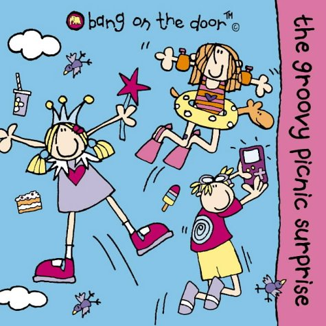 9780007153053: The Groovy Picnic Surprise: Picture Book: Bk. 1 (Bang on the Door)