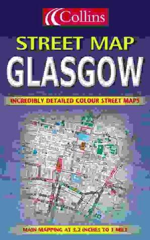 9780007153640: Glasgow Colour Street Map