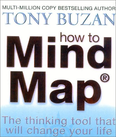 9780007153732: How to Mind Map: Make the Most of Your Mind and Learn to Create, Organize and Plan