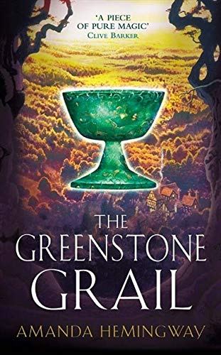 9780007153879: The Greenstone Grail (Sangreal Trilogy)