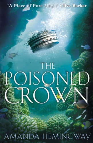 9780007153909: The Poisoned Crown (Sangreal Trilogy)
