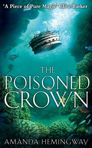 9780007153916: The Poisoned Crown (Sangreal Trilogy)