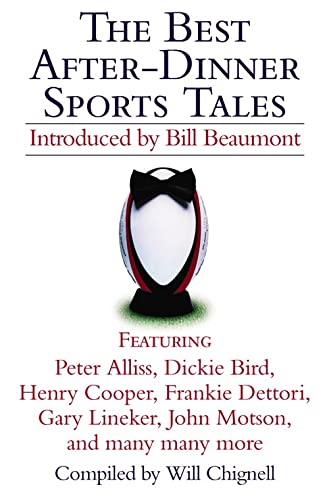 9780007154128: The Best After-Dinner Sports Tales