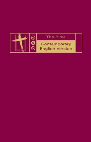 9780007154241: The Bible: Contemporary English Version (CEV) (Bible Cev)