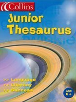 9780007154289: Collins Junior Thesaurus (Collins Children's Dictionaries)