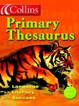 9780007154296: Collins Primary Thesaurus (Collins Children's Dictionaries)