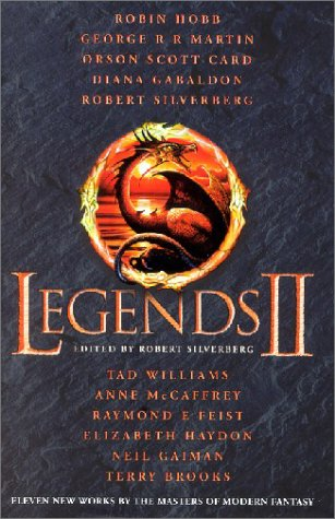 9780007154340: Legends 2: Eleven New Works by the Masters of Modern Fantasy: v. 2