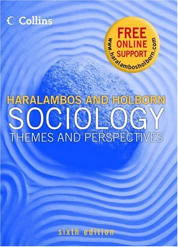 9780007154470: Sociology Themes and Perspectives