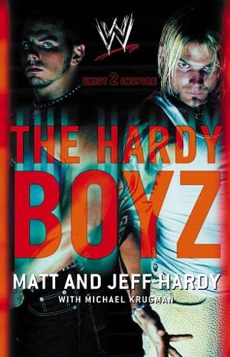 9780007154555: The Hardy Boyz: Exist 2 Inspire -- 2003 publication