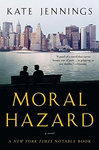 9780007154623: Moral Hazard