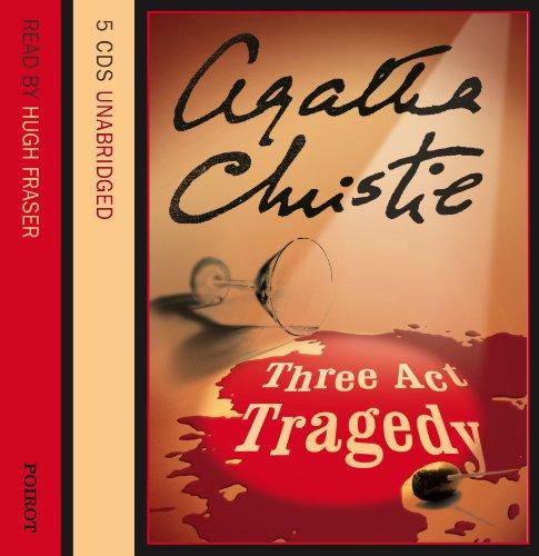 9780007154807: Three Act Tragedy: Complete & Unabridged