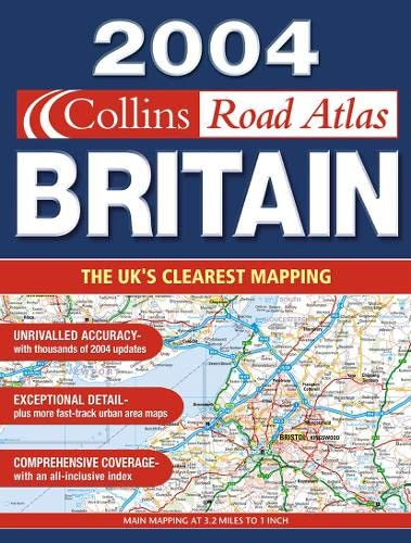 9780007154951: Collins Road Atlas 2004: Britain
