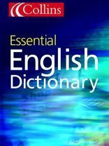 9780007154982: Collins Essential English Dictionary: Essential