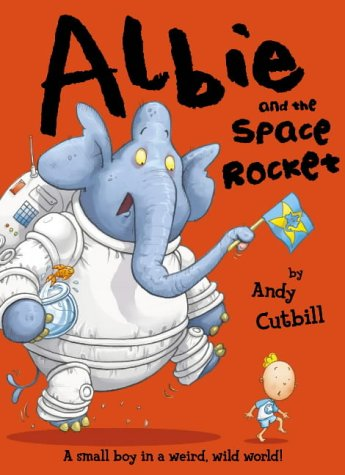 9780007155132: Albie and the Space Rocket