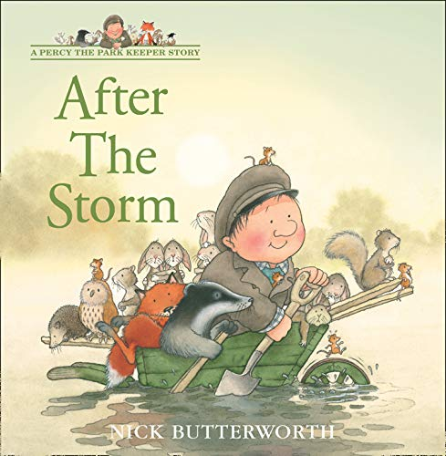 9780007155156: After the Storm (Percy the Park Keeper)