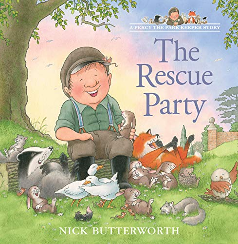 9780007155163: The Rescue Party (Tales from Percy's Park)