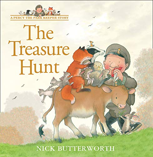 9780007155170: The Treasure Hunt (Tales From Percy's Park) (Percy the Park Keeper)