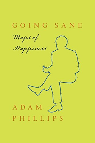 9780007155392: Going Sane: Maps of Happiness