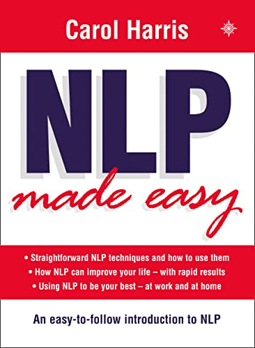 9780007155460: NLP Made Easy - AbeBooks - Harris, Carol ...