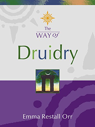 9780007155484: The Way of - Druidry