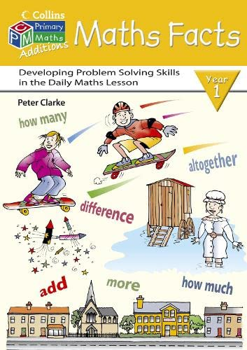 9780007155576: Collins Maths Additions – Maths Facts Year 1: Y1