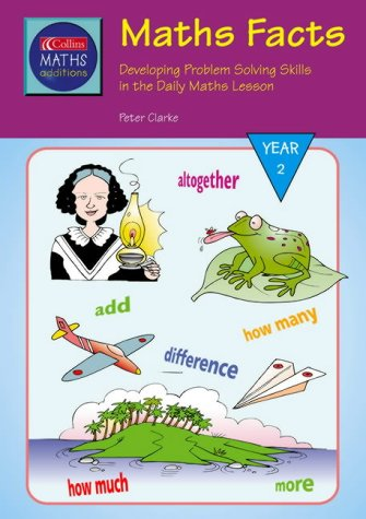 9780007155583: Collins Maths Additions – Maths Facts Year 2: Y2