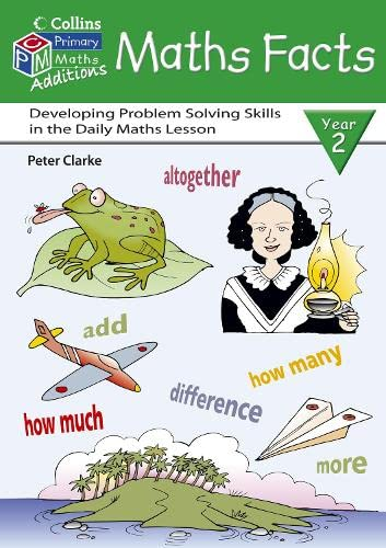 9780007155583: Maths Facts: Y2 (Collins Maths Additions)