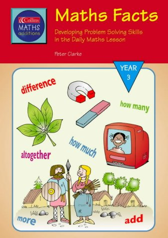9780007155590: Collins Maths Additions – Maths Facts Year 3: Y3