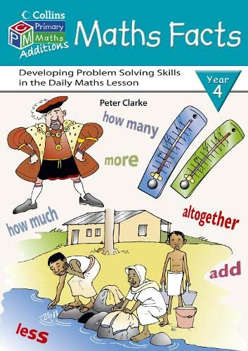 9780007155606: Collins Maths Additions – Maths Facts Year 4: Y4