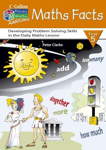 9780007155613: Collins Maths Additions – Maths Facts Year 5: Y5