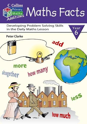 9780007155620: Maths Facts: Y6 (Collins Maths Additions)