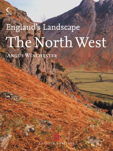 9780007155774: The North West: English Heritage Volume 8 (England's Landscape, Book 8)