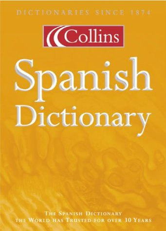 9780007155798: Collins English - Spanish / Spanish - English Dictionary. Thumb Index