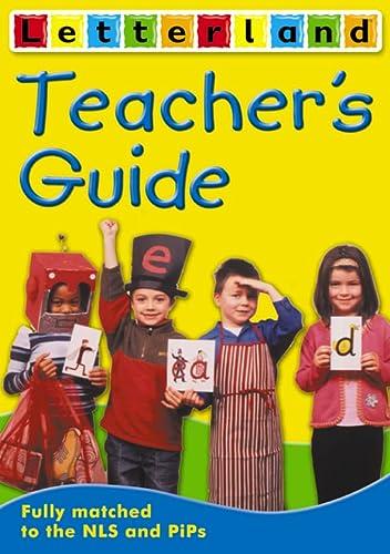 9780007155927: Letterland Teacher's Guide