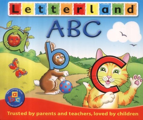 ABC (Letterland) (Letterland Picture Books): Wendon, Lyn