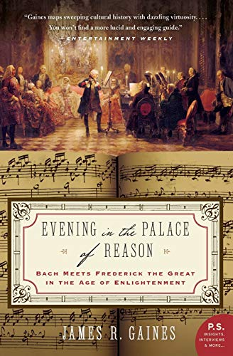 9780007156610: Evening in the Palace of Reason: Bach Meets Frederick the Great in the Age of Enlightenment